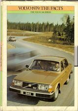 Volvo 200-Series 1978-79 UK Market Fact File Brochure 244 245 264 265 262