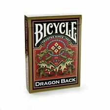 ★carte da Collezione Bicycle Dragon Gold Back - 1025004