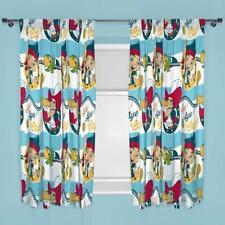 Boys & Girls' Striped Curtains for Children