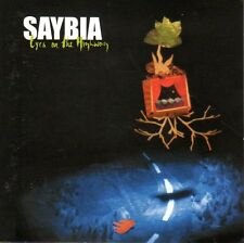 CD Dänemark - Saybia - Eyes on the Highway, 2007