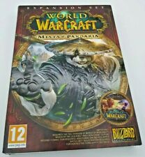 World Of Warcraft Mists Of Pandaria - Expansion Set PC DVD-ROM 2 discs