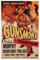 Gunsmoke DVD Audie Murphy New and Sealed Australia