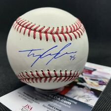 TYLER SKAGGS AUTO AUTOGRAPHED SIGNED RAWLINGS OFFICIAL MLB BASEBALL - JSA COA