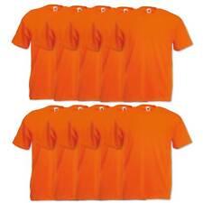5er/10er Fruit of the Loom T-Shirt Herren Shirts Valueweight Sets Tshirt S - XXL