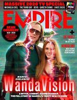 WandaVision poster : 11 x 14 inches : Scarlet Witch Olsen Bettany MARVEL DISNEY