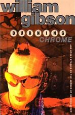 Burning Chrome,William Gibson- 9780006480433