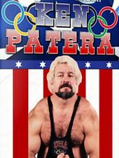 Ken Patera Shoot Interview Wrestling DVD WWF AWA Strongman Olympics WWE NWA