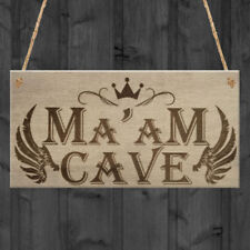 Textured Mum Decorative Hanging Signs