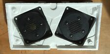 VERY RARE VINTAGE NOS ISOPHON KK10-8 HIGH END TWEETER ONE PAIR