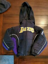 Los Angeles Lakers Thick Heavy Winter Jacket 4T