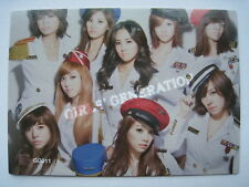 SNSD Girls Generation Star Collection Card Vol.1 Touch Rare Group GG011