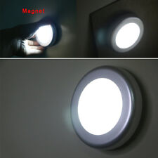 Motion Activated Nightlight 6LED Closet Corridor Cabinet Induction Lamp New