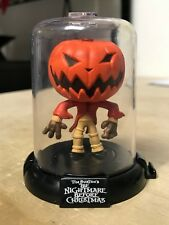 "1x PUMPKIN KING JACK NIGHTMARE BEFORE CHRISTMAS DISNEY DOMEZ 2"" MINI FIGURE"