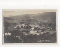 The Vale of Rothay Ambleside & Wansfell Cumbria Vintage RP Postcard 650a