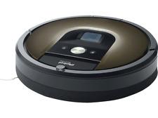Robot aspirador - iRobot ROOMBA 980, Succión 10x superior, Dirt Detect, Wi-Fi