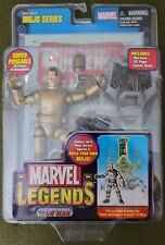 New Sealed Marvel Legends Mojo Series Variant First Appearance Gold Iron Man