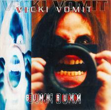 VICKI VOMIT Bumm Bumm (unzensiert) CD (1997 Neue Zeiten) Neu!