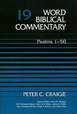 Word Biblical Commentary, Vol. 19: Psalms 1-50