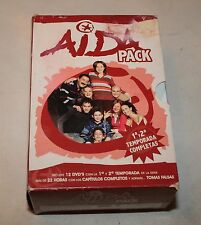 DVD AIDA PRIMERA Y SEGUNDA TEMPORADAS