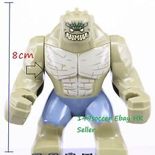 Killer Croc Batman 8cm High Mini Figures Superheroes Custom Lego Minifigure