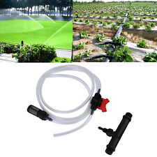 20mm Venturi Irrigation Water Tube With Flow Control Switch & Filter Kit U8