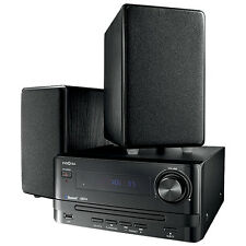 Insignia NS-SH513 Bluetooth mini CD MP3 Player FM Radio Compact Shelf System HiF