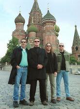 The Eagles  10x 8 UNSIGNED photo - P411 - Glenn Frey & Joe Walsh
