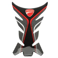 3D Motorcycle Gas Fuel Tank Pad Sticker Decals Protector For Ducati Monster 848