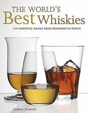 THE WORLD'S BEST WHISKIES - DOMINIC ROSKROW (HARDCOVER) NEW