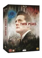 Twin Peaks Season 1-3 Box Blu Ray