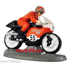 Dept. 56 Top Speed! Harley-Davidson® Retired Snow Village 4036574