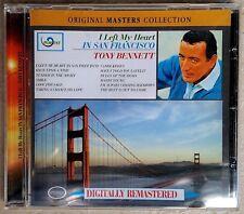 TONY BENNETT: I Left My Heart In San Francisco (1962) -Remastered CD-