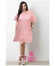 BIG LACE DRESS 17063