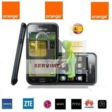 UNLOCK ANY SMARTPHONE  ORANGE SPAIN - ALL MODELS SUPPORTED