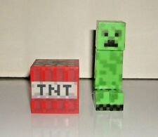 MINECRAFT OVERWORLD *CREPPER & ACCESSORY* ACTION FIGURE