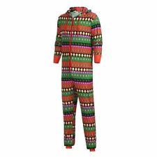 salopette pyjama barboteuse de noël NEUF / jamais porté taille M avec capuche