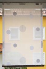 Scheibengardinen Breite 50 cm x Höhe 80 cm -  neu  - modern - Gardine - Paneel