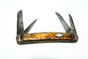 VINTAGE ESTATE SHAPLEIGH D937 POCKET KNIFE