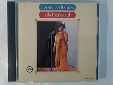 ELLA FITZGERALD Ella At Juan-Les-Pins POCJ-1925 CD JAPAN 1990