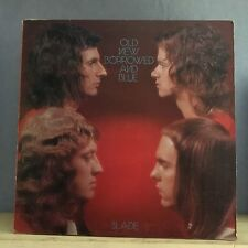 SLADE Old New Borrowed And Blue 1974 LP EXCELLENT CONDITION VINYL RECORD A