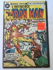 Iron Man # 32 Edition Heritage
