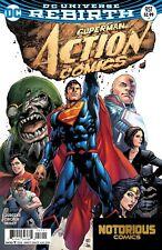 Action Comics #957 Dc Comics 1st Print Excelsior Bin