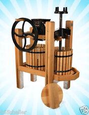 Happy Valley Ranch American Harvester Cider Press & Grinder Apple Double Tub