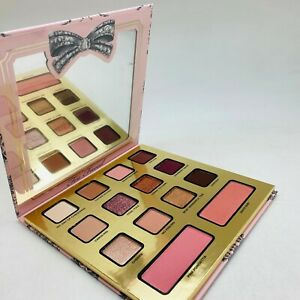 TOO FACED ENCHANTED FOREST 12 EYE SHADOW + 2 BLUSH #SWAN PALETTE  - NWOB