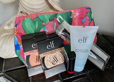 Elf Makeup Lot 4pcs + 1 Rimmel Lipstick +🌷Clinique Bag - New! 💨Fast Shipping