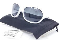 Oakley WARM UP Sunglasses OO9176-05 White/ Black to Grey Gradient lenses *SAMPLE