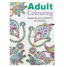 Martello A4 Advanced Colouring Book 3 and 4 - White Paper, 30 x 21cm (P2193)