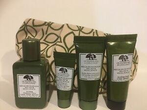 Lot Of 5 - Origins Mega Mushroom Relief & Resilience Soothing Lotion, Eye Cream