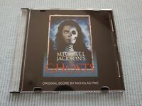 MICHAEL JACKSON ultra rare GHOSTS complete OST (Nicholas Pike) on in-house CD