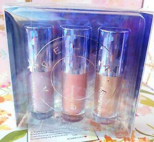 Becca Cosmetics Becca X Barbie Ferreira Prismatica Lip Gloss Trio Kit NIB